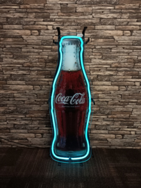 Coca Cola (Fles) Neon Verlichting / Neon Sign