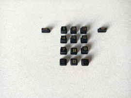 Key Switch Button (Seeburg Wallbox 3 Dec)