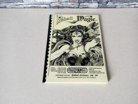 Manual Pinball Magic Capcom (1995) Flipperkast