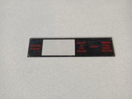 Selection Plastic  (Wurlitzer SL700)