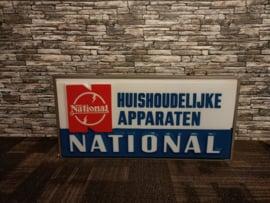 Oude lichtbak (National Huishoudelijke Apparaten) Jaren 60 SOLS !!