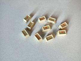 Druktoets / Key Button (AMi G200) White
