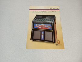 Flyer (NSM City Sound) 1981 jukebox