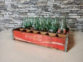 Coca-Cola Krat + Flesjes (Jaren 70) USA
