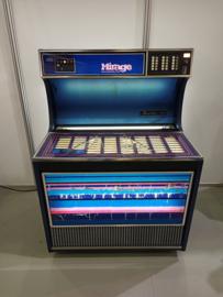 Jupiter 120K Mirage (1972) jukebox  SOLD !!!