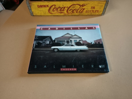 Cadillac (groot boek) History USA (1987)