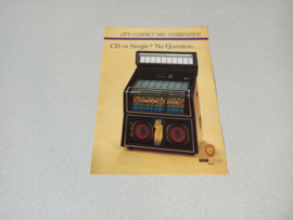 Flyer (NSM City Compact Disc) 1988 jukebox