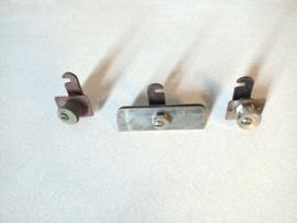 Lock Catch  L.H/R.H/Glass Lock (Bergmann D 80/ G 80)