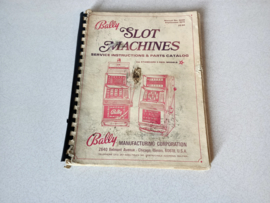 Manual : Bally Slotmachine's (1973)