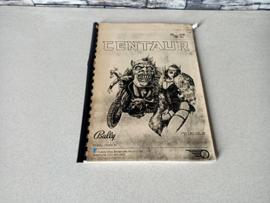 Manual Bally Zentaur (1981) Flipperkast