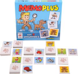 Memo Plus memory bordspel