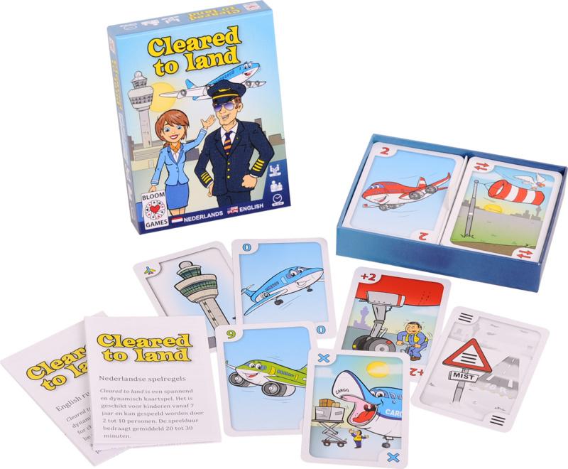 Cleared To Land kaartspel