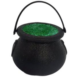 Heksenketel groen 140gr