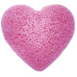 "Konjas spons lavendel ""heart"""