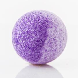 Hemelse bruisbal lavendel 125g