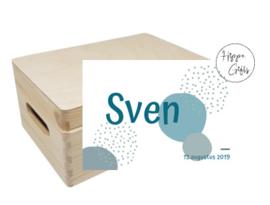 Bewaarkist - Sven