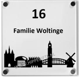 Naambord Zwolle 1