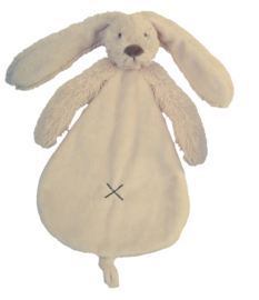 Happy Horse Rabbit Richie konijn - Beige  knuffeldoekje