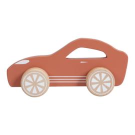 Sportauto met of zonder naam