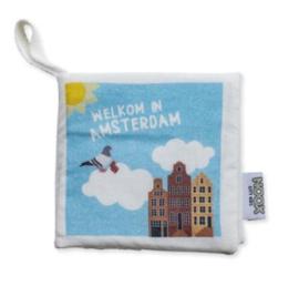 Zacht boekje Amsterdam