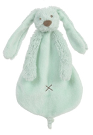 Happy Horse Rabbit Richie konijn lagoon knuffeldoekje met of zonder naam
