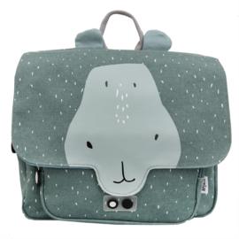 Trixie boekentas - Nijlpaard