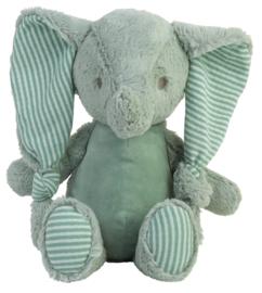 Elephant Eddy 34 cm met of zonder naam