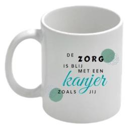 Mok Zorg Kanjer - blauw
