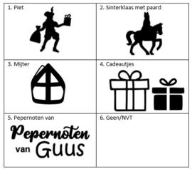 Cadeauzak - cadeautjes voor...