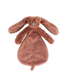 Happy Horse Rabbit Richie konijn rusty knuffeldoekje met of zonder naam