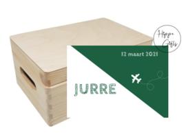 Bewaarkist - Jurre