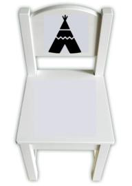 Ikea Sundvik kinderstoel sticker - figuur