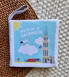 Zacht boekje Groningen