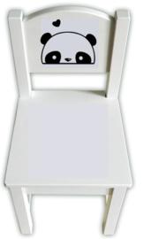 Ikea Sundvik kinderstoel sticker - dier
