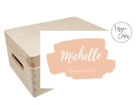 Bewaarkist - Michelle