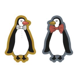 10x Sticker | Pinguin