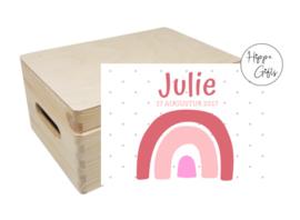 Bewaarkist - Julie