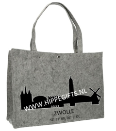 Vilten tas Zwolle Skyline 2