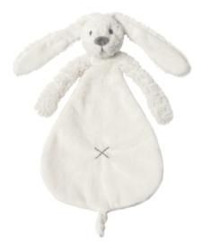 Happy Horse Rabbit Richie konijn ivory knuffeldoekje met of zonder naam