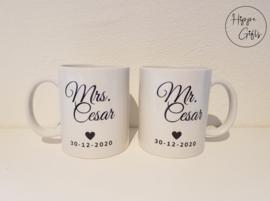 Mok Mrs & Mr.