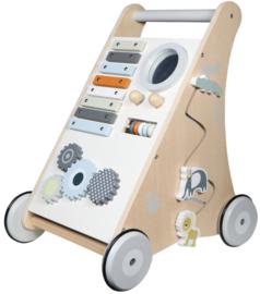 Tryco -  Houten Baby Loopwagen