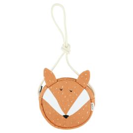 Ronde handtas - Mr. Fox