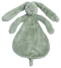 Happy Horse Rabbit Richie konijn green knuffeldoekje