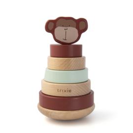 Houten stapeltoren - Mr. Monkey - Trixie