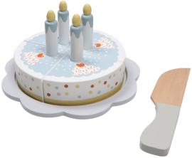 Tryco -  Houten taartje
