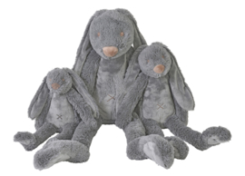 Happy horse Rabbit Richie konijn deep grey 38 cm