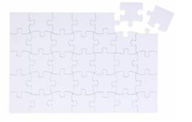 Puzzel met foto - 35 stukjes