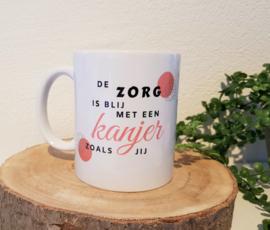 Mok Zorg Kanjer - roze