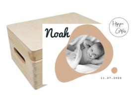 Bewaarkist - Noah (met foto)