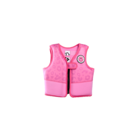 Zwemvest Neon Panterprint 18-30kg - Swim Essentials